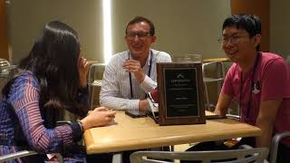 Interview with Onur Mutlu @ ISCA 2019 on computing research & education (after Maurice Wilkes Award)