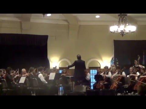 00238 Preucil School String Orchestra (PSSO), Feb 21, 2016