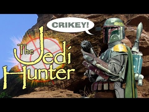 The Jedi Hunter (2002)