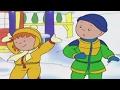 Cartoon français | Caillou en français | Caillou Et Les Pompiers  | dessin animé complet en francais