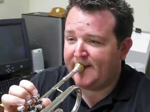 The Secret to Lead Trumpet Playing
