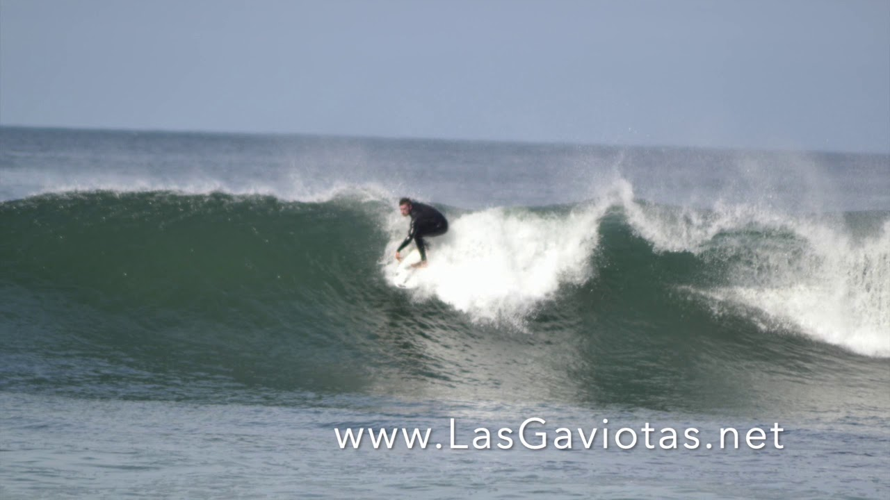 Las Gaviotas Surfing Youtube