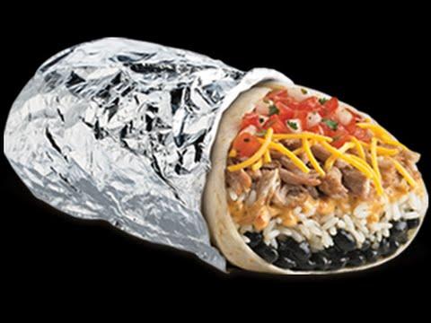 CarBS - Del Taco Carnitas Chipotle Epic Burrito