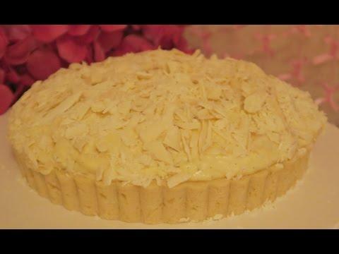 White Chocolate Banana Cream Pie - YouTube