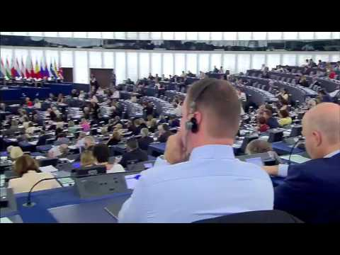 Jean-Claude Juncker's State of the European Union address 2016 (English version)