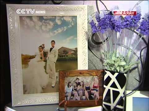 More Chinese men marrying foreign women in Shanghai