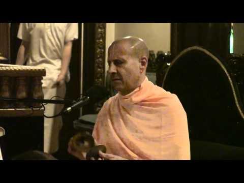 Bhajan - Radhanath Swami - Jaya Radha Madhava
