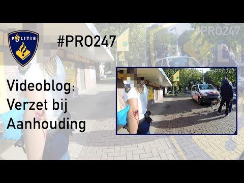 Politie #PRO247 Videoblog: