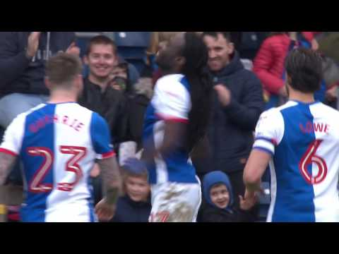 Highlights: Blackburn Rovers 1 Wigan Athletic 0