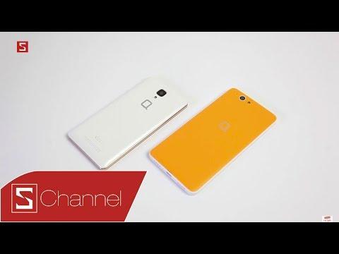 Schannel - Trên tay nhanh Q Vita & Q Nice: Bộ đôi smartphone Việt giá rẻ dưới 2 triệu đồng