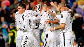 Real Madrid vs Rayo Vallecano 5-1 2014 All Goals & Highlights 08.11.2014 HD