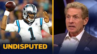 Cam & Patriots won't make the playoffs, and it will be Belichick's fault — Skip | NFL | UNDISPUTED