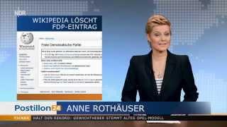 Wikipedia löscht FDP-Eintrag wegen fehlender Relevanz