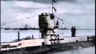 WWI U-Boats