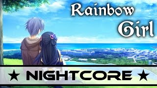 Nightcore - Rainbow Girl (CandleLight Remix)