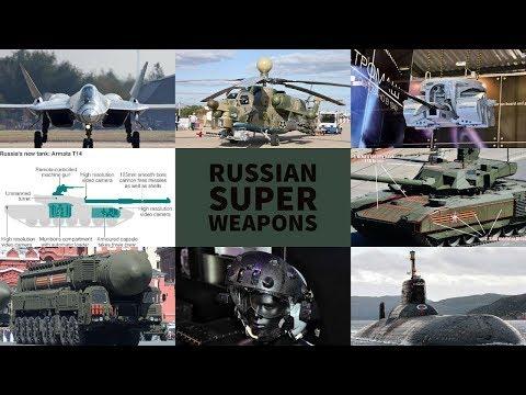 Russian army will operate six unrivaled weapons in near future,T-14 Armata,RS-28 Sarmat,S-500, SU-57