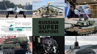 Russian army will operate six unrivaled weapons in near future,T-14 Armata,RS-28 Sarmat,S-500, SU-57
