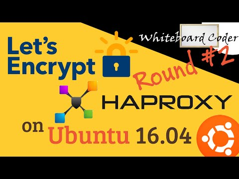Let's Encrypt HAProxy on Ubuntu 16 04 this time with Auto Update SSL