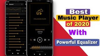Best Music Player For Android With Powerful Equalizer    No Root    2020 Hindi screenshot 5