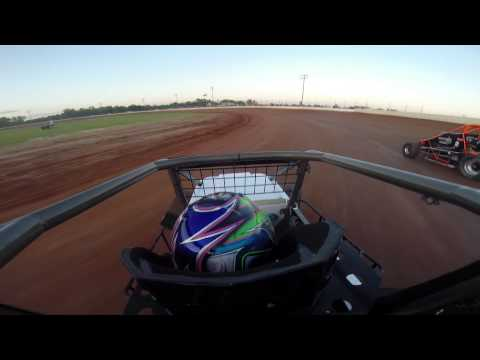 Brandon Denton | Golden Isles Speedway | 2015 practice-heat compilation