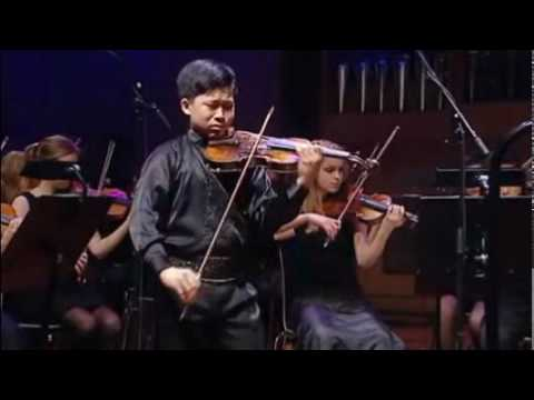 Kerson Leong wins Menuhin Competition