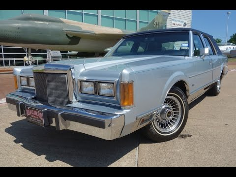 classic 1989 lincoln town car experience youtube. Black Bedroom Furniture Sets. Home Design Ideas
