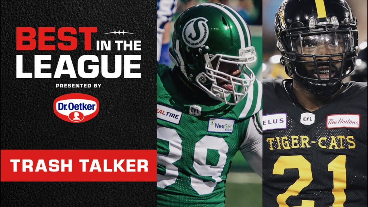 CFL Best in the League 2020 | ep.5: Trash Talker