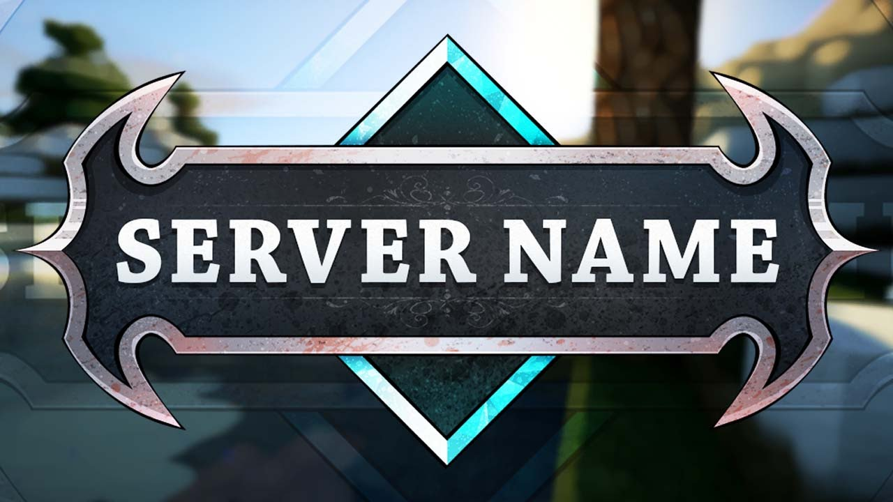 Minecraft Server Logo Template Deadly YouTube - Minecraft server icon erstellen