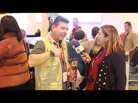 Entrevista Miguel Joven (Tito, de Verano Azul) en Fitur 2019