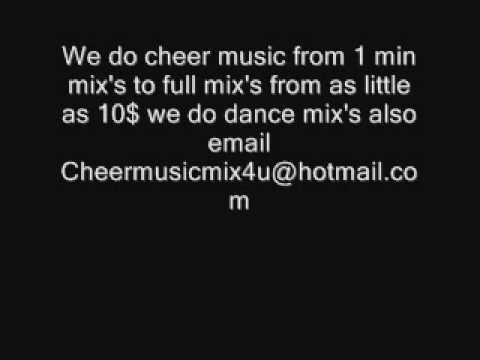 Cheer Mix (1 Min) 2