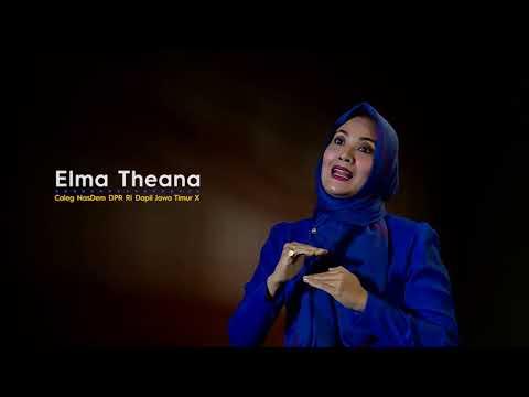 Elma Theana Ingin Menyuarakan Pendidikan Budi Pekerti Sejak Dini