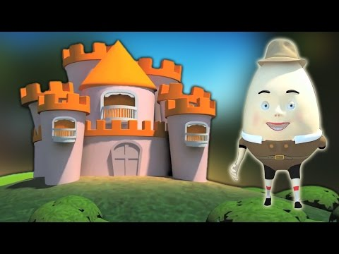Humpty Dumpty | Kids Rhyme | Best Children's Songs Collection | Nursery Rhymes