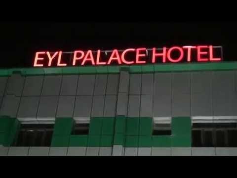 5 STAR HOTEL IN SOMALIA - EYL PALACE HOTEL IN GAROWE PUNTLAND-SOMALIA
