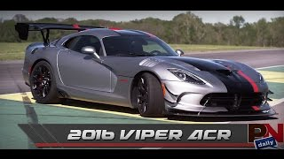 2016 Viper ACR, #CamaroSix, & Fast Fails Friday - PowerNation Daily