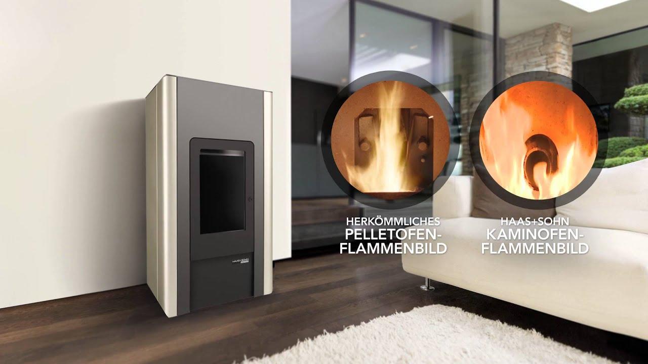 haas sohn kamin fen flammenbild youtube. Black Bedroom Furniture Sets. Home Design Ideas