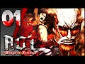 DIE TITAN JAGD BEGINNT 01 Attack On Titan Wings Of Freedom LETS PLAY mp3