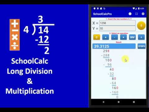 Long Division Calculator For Pc - Free Download 2020 (Mac And Windows)