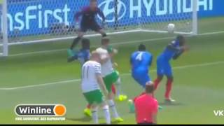 France vs Republic of Ireland 2-1 Full Highlights EURO 2016 | Rep of Ireland vs France