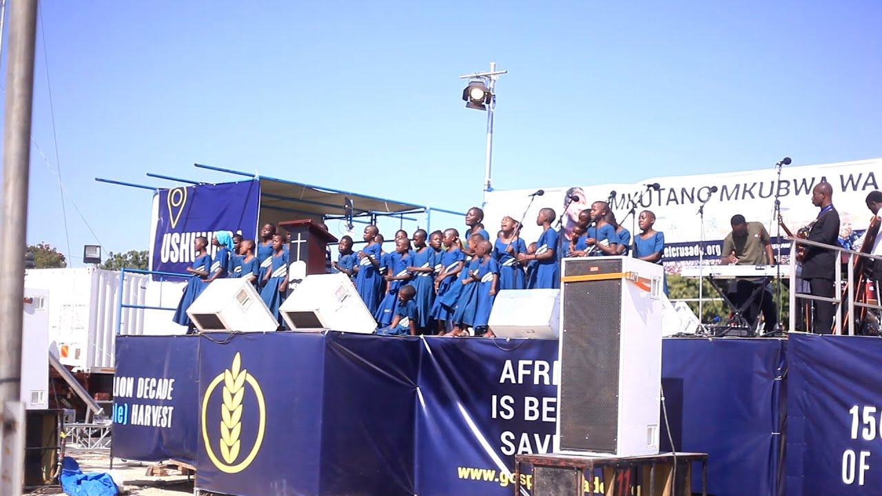 Download Mtc Ibala Mbeya - Wasaidie Yatima Live performance in Dodoma