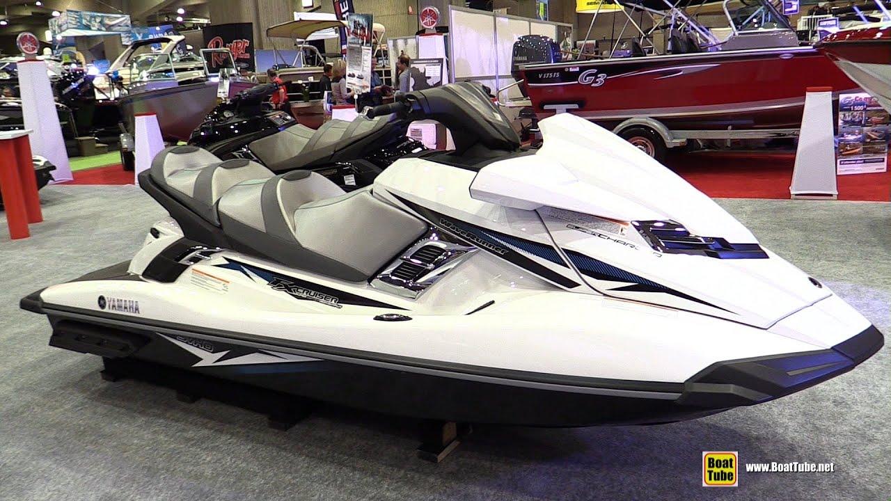 2015 yamaha fx cruiser svho waverunner jet ski. Black Bedroom Furniture Sets. Home Design Ideas