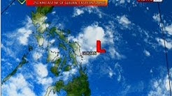 NTVL: Weather update as of 10:00 a.m. (September 30, 2017)