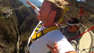 BungeeJump - James Bond - Switzerland