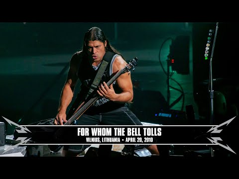 Metallica: For Whom the Bell Tolls (MetOnTour - Vilnius, Lithuania - 2010)