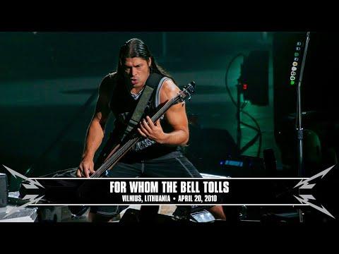 Metallica: For Whom the Bell Tolls (MetOnTour - Vilnius, Lithuania - 2010) Thumbnail image