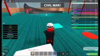 Roblox afl #2 [Alweer Civil War]