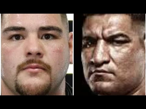 ANDY RUIZ TARGETING CHRIS ARREOLA FOR THE FALL