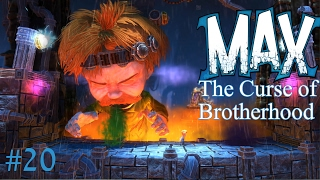 МУСТАШО ► ГЛАВА 7-2,3 ► Max: The Curse of Brotherhood ► #20 ► КОНЕЦ