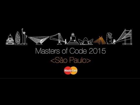 Masters of Code in Sao Paulo, Brazil