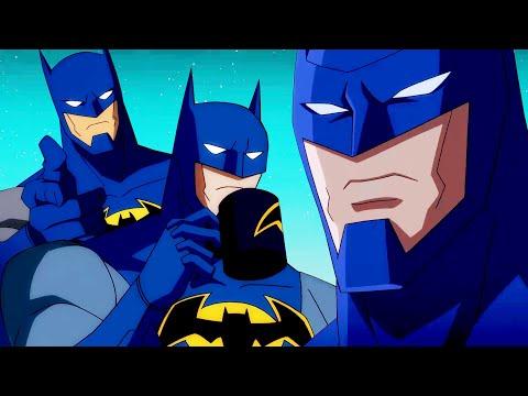 Бэтмен против бэтмена мультфильм