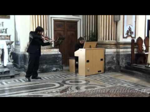 Ave Maria  F Schubert  DUO  Organo & Violino